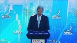 APEC sin Obama