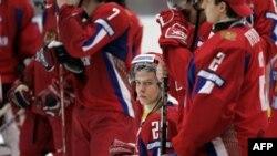 Россия уступила «золото» Швеции