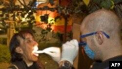 Мексика блокирует грипп H1N1