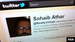 Sohaib Athar reportó desde su casa la misión militar estadounidense que terminó con la vida de Osama Bin Laden, en la ciudad de Abbottabad, en Paquistán. Miles de personas le siguieron en vivo.