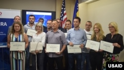 USAID BiH grants diaspora