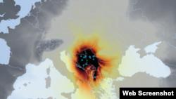 Zagađenje 16 termoelektrana Zapadnog Balkana u 2016.