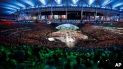 ၂၀၁၆ Rio အိုလံပစ္ ပြဲေတာ္ စၿပီ