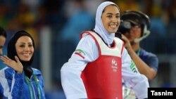 کیمیا علیزاده: من یکی از میلیونها زن سرکوب شده در ایرانم