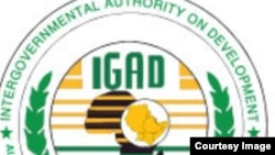 Intergovernmental Authority on Development (IGAD) logo