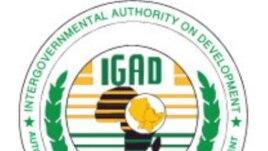 Intergovernmental Authority on Development (IGAD) logo