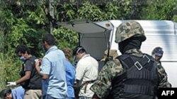 Meksikada cinayətkar qruplaşmalar fəaliyyətlərini genişləndirir