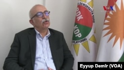 Sertaç Bucak serokê giştîyê yê Platforma Demokratên Kurd