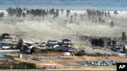 日本311大地震與海嘯