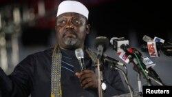 Gwamna Rochas Okorocha na jihar Imo kuma shugaban kungiyar gwamnonin APC