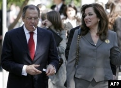 Rossiya Tashqi ishlar vaziri Sergey Lavrov ham kashanda
