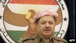 Регіональний президент іракських курдів Масуд Барзані