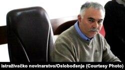 Sudija Vladimir Špoljarić