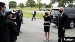 Joe Biden ve eşi Jill Biden