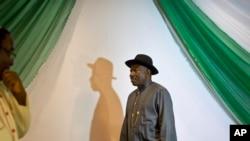 L'ancien président nigérian Goodluck Jonathan, témoin-clé dans l'affaire concernant des contrats d'armement, n'a pas été appelé à témoigner.