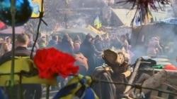 Western World Scrambles to Stabilize Ukraine