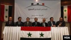 Kelompok-kelompok oposisi Suriah mengadakan pertemuan di Istanbul, Turki.