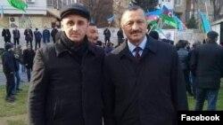Aqil Hümbətov və Tofiq Yaqublu