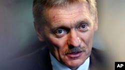 드미트리 페스코프 러시아 크렘린궁 대변인.