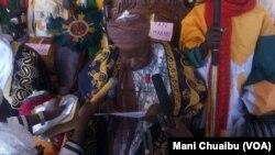 Sultan din Maradi Alhaji Ado Zaki