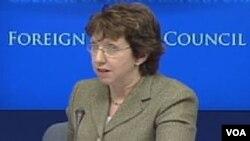 Visoka predstavnica EU Catherine Ashton
