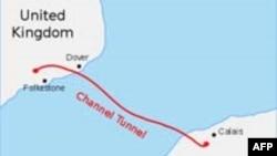 2.000 hành khách bị mắc kẹt trong đường hầm dưới biển