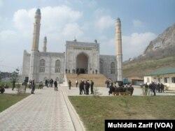 Qirg'iziston masjidlarida