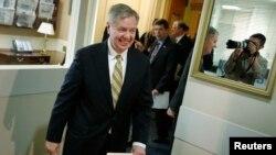 El senador republicano Lindsey Graham pretende introducir sustanciales reformas al sistema inmigratorio de Estados Unidos.