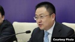 原呼和浩特市铁路局副局长马俊飞(网络资料图)