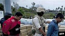 Meksika'da Silahlar Konuştu