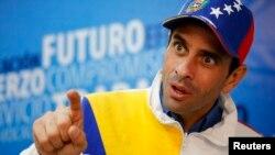 Según Henrique Capriles, el presidente de Venezuela, Nicolás Maduro debe reconocer que el modelo económico fracasó en el país.