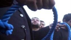 سه نفر در یکی از زندان های اطراف تهران اعدام شدند