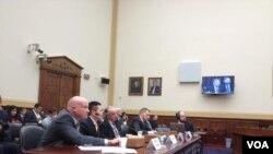 美國國會眾議院9月12日舉行聽證調查中國是否存在強制摘除宗教與政治異議人士器官