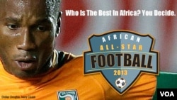 African All-Star Football 2013
