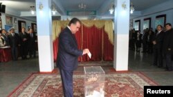 Elections in Tajikistan