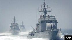 Güney Kore Donanması Yarımada Çevresinde Tatbikatlara Başladı