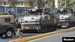 Un comunicado del ejército advirtió que la tensión religiosa en Líbano aumenta a niveles sin precedentes.