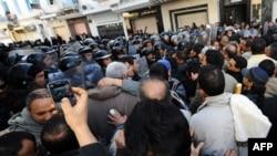İslamçı lider Tunisə qayıdıb