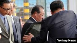북한의 김계관·리용호 외무성 부상과 최선희 외무성 부국장이 중국 측이 주최하는 반관반민 성격의 6자회담 학술세미나에 참석하기 위해 16일 중국 베이징에 도착했다.
