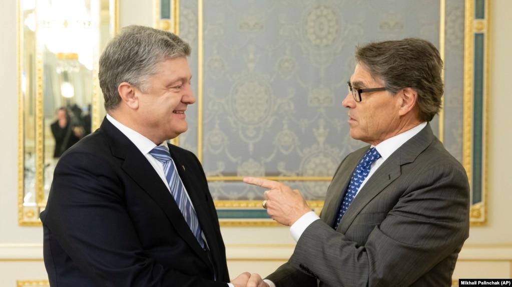 Украина – США: стратегический энергетический диалог