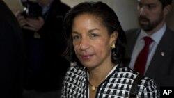Pencalonan Susan Rice sebagai Menlu AS untuk menggantikan Hillary Clinton mendapat banyak tentangan dari para Senator Partai Republik (foto: dok).