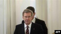 Alman Cumhurbaşkanı İstifa Etmiyor