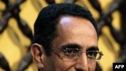 Phó Chủ tịch Hội Đồng Chuyển Tiếp Quốc Gia Libya Abdel Hafiz Ghoga (hình lưu trữ)