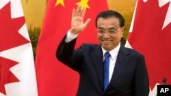 Li Keqiang, primeiro-ministro chinês