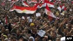Kahire'de Yine Dev Gösteri