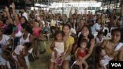 Chủ đề của Ngày Dân Số Thế giới năm nay có mục đích nêu bật các nhu cầu đặc biệt của phụ nữ và các em gái tuổi mới lớn trong các cuộc xung đột và thảm hoạ nhân đạo.