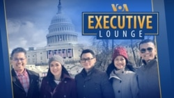 VOA Executive Lounge: Tiram, Megan, David Copperfield (1)