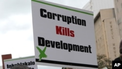 Zimbabwe Corruption