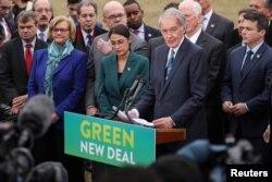 Pemilih Muda AS Serukan Perubahan Iklim