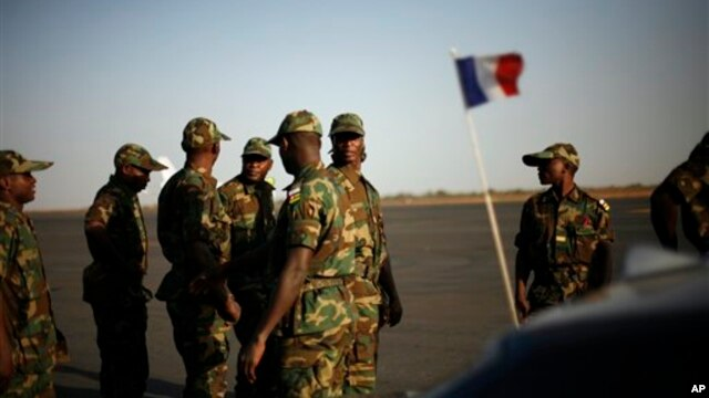 Sojojin kasar Mali